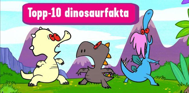 Yabba Dabba Dinosaurer