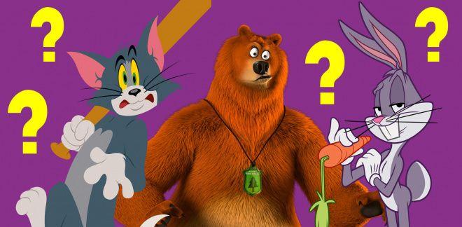 Melyik állat vagy a Boomerang szereplői közül?