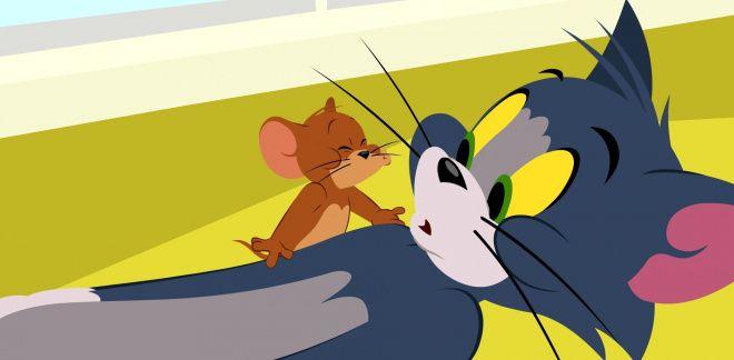 Tom und Jerry: Finde den Unterschied