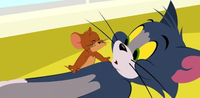 Tom i Jerry: znajdź różnicę