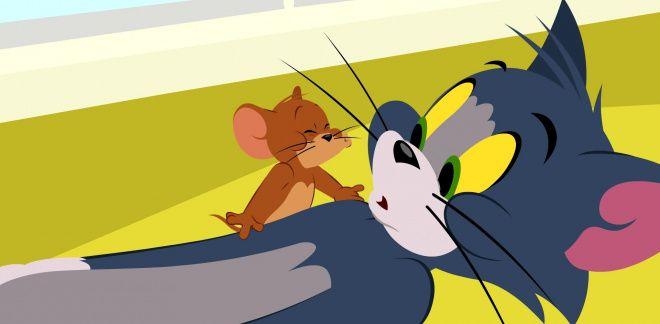 Tom și Jerry: Găsește diferența