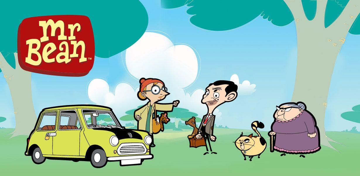 Mr Bean Jeux Vidéos Téléchargements Boomerang