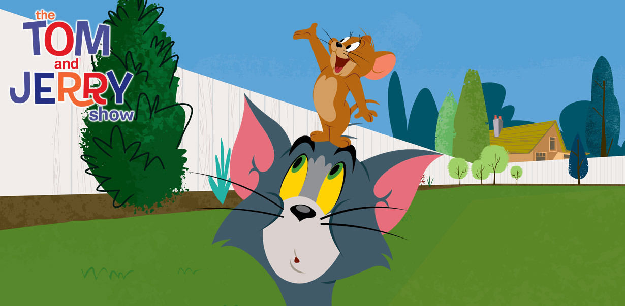 Tom e jerry giochi video download boomerang