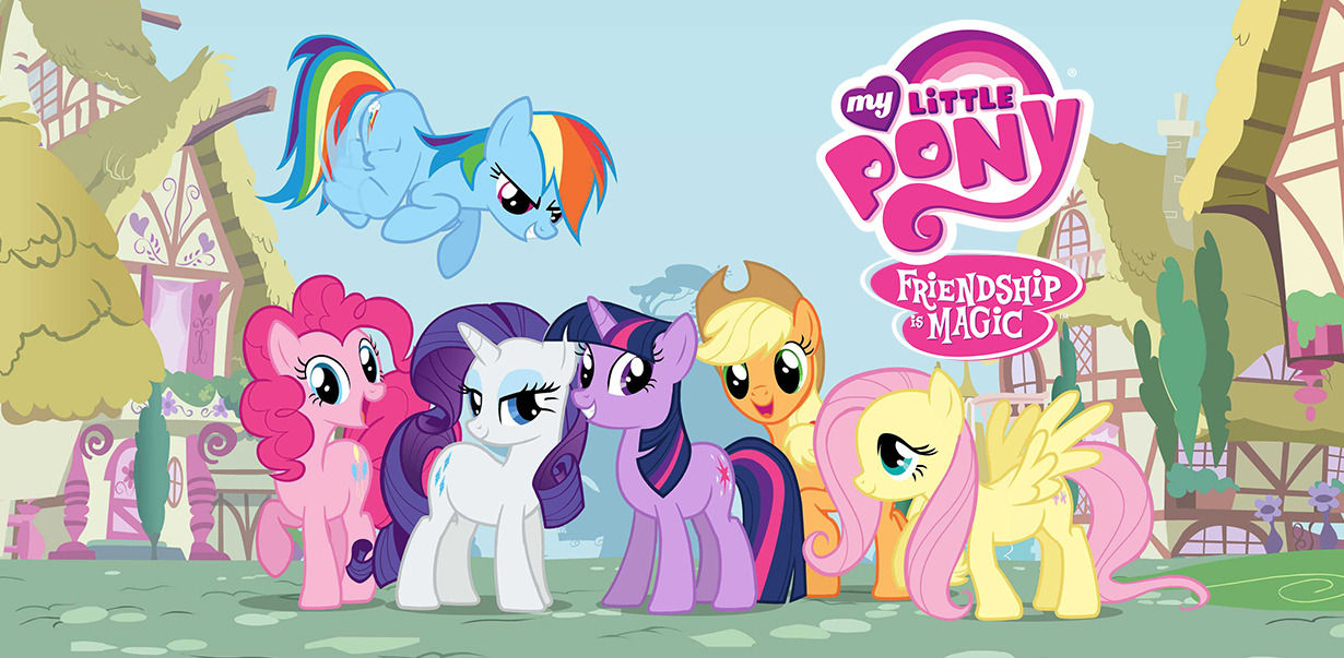 My Little Pony Games, Videos And Downloads Boomerang