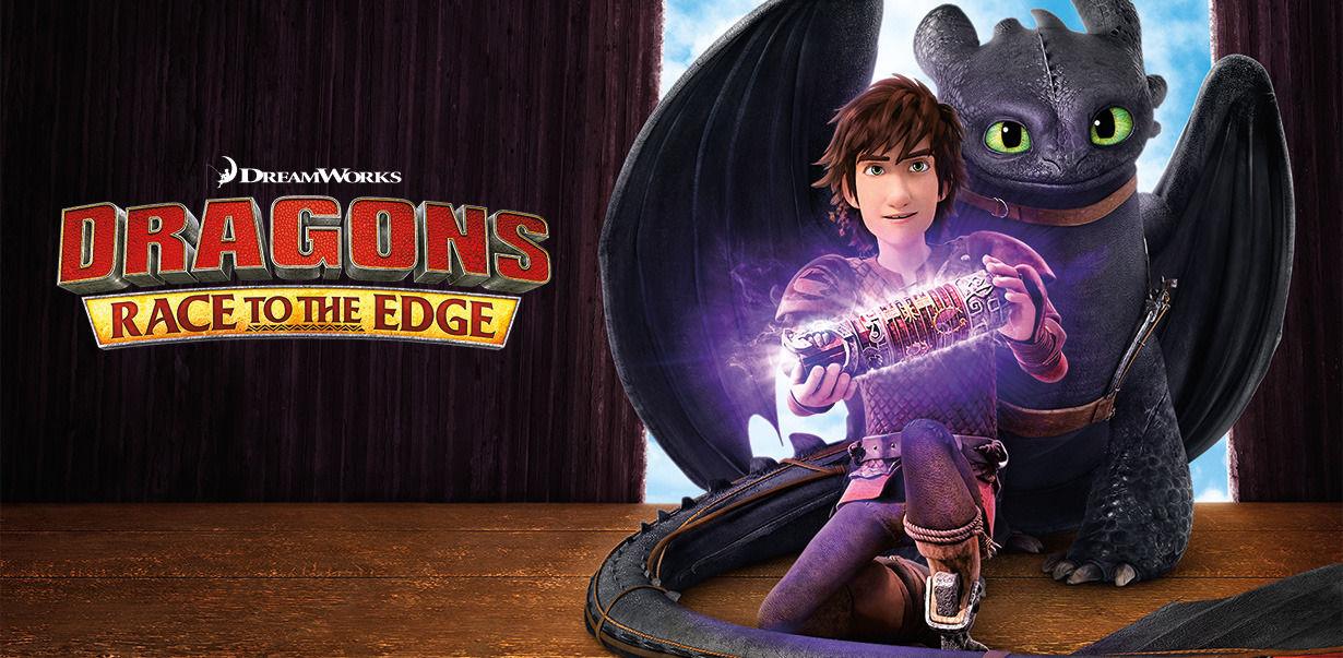 Guarda i video online di Dragons: oltre i confini di Berk ...