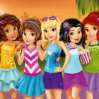 Lego Friends Games Videos And Downloads Boomerang