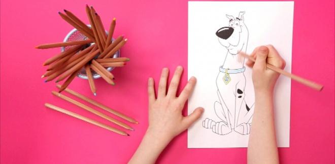 Lápis de cores - Dicas Boomerang