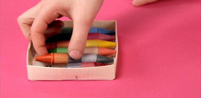 Colorir com lápis de cera - Dicas Boomerang