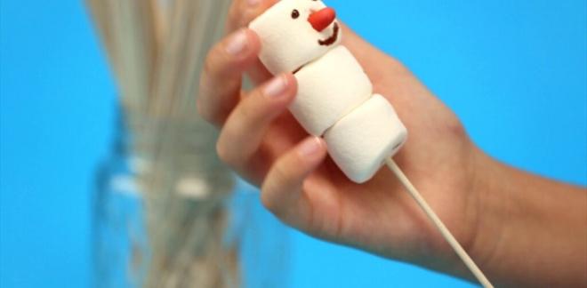 O boneco de neve marshmallow - Dicas Boomerang