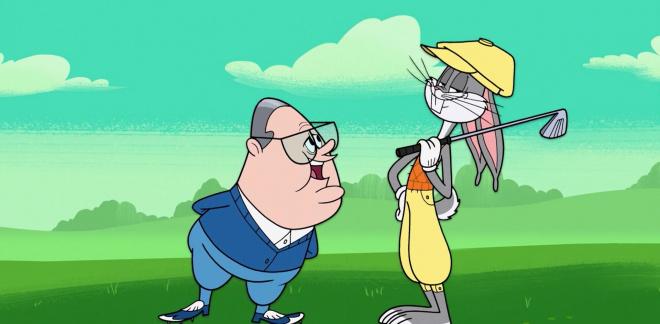 مباراة في الغولف - باغز