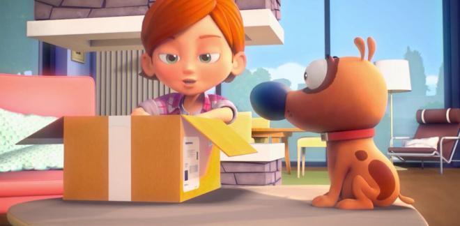 هودي في صندوق - بات ذا دوغ