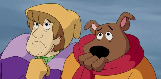 A Scooby-Doo! Christmas - What's new Scooby-Doo?