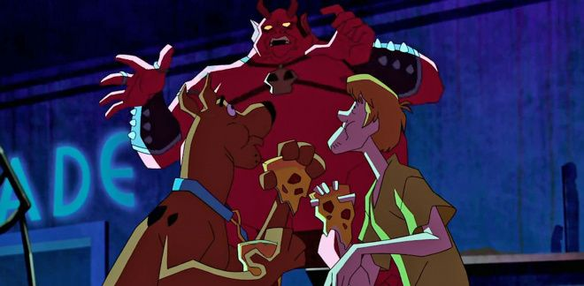 Dance of the Undead - Scooby-Doo! Mystery Incorporated