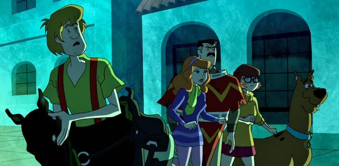 Dead Justice - Scooby-Doo! Mystery Incorporated