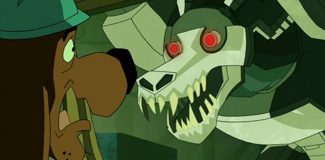 Howl of the Fright Hound - Scooby-Doo! Mystery Incorporated