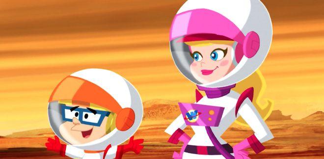 Mars Needs Racers  - Wacky Races