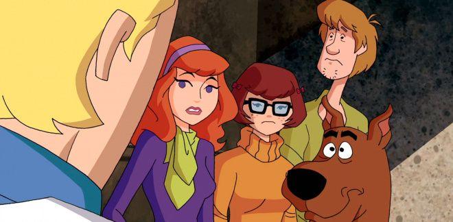 The Shrieking Madness - Scooby-Doo! Mystery Incorporated