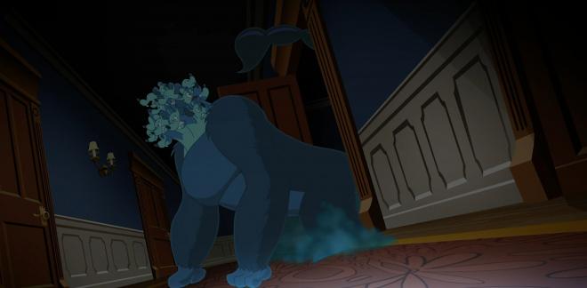 Bunnicula: Beast Chase - Bunnicula