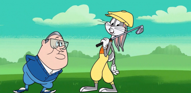 Bugs Over Par - The Looney Tunes Show
