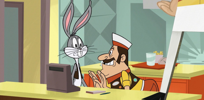 Fast Feud - The Looney Tunes Show