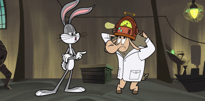 Bugs In Time - The Looney Tunes Show