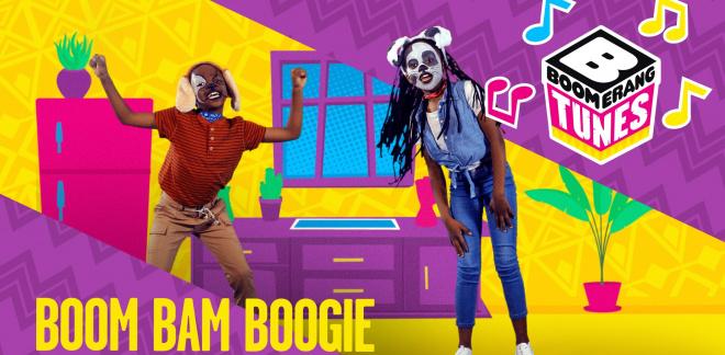 Boom Bam Boogie - Boomerang Tunes Africa