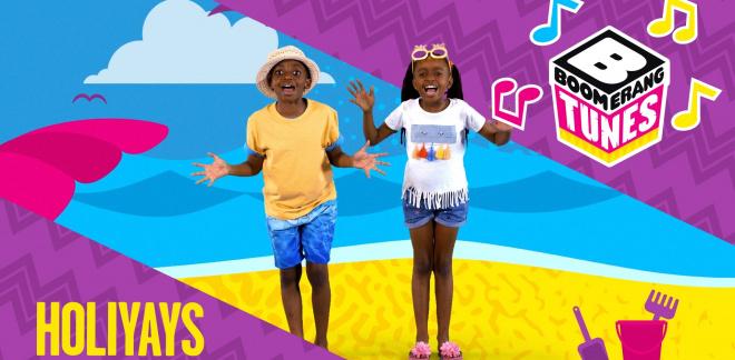Holiday Holi-Yay! - Boomerang Tunes Africa