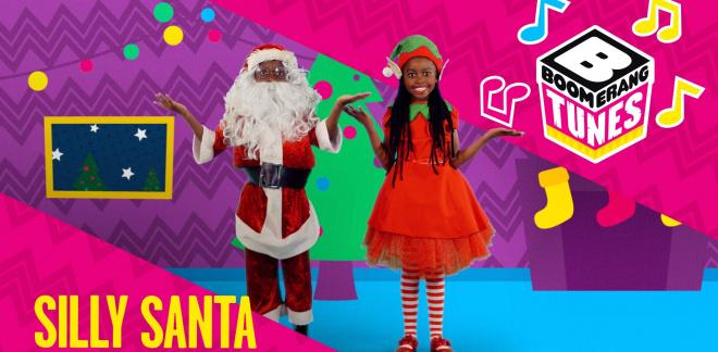 Silly Santa - Boomerang Tunes Africa