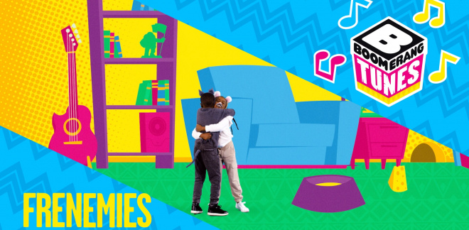 Frenemies - Boomerang Tunes Africa