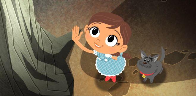 Ojo le malchanceux - Le Magicien d'Oz : Dorothy Et Ses Amis