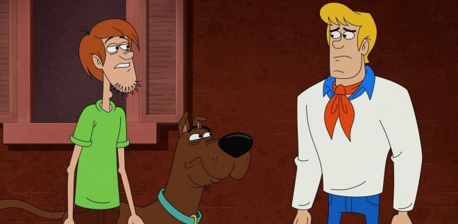 Du balai, les sorcières  - Trop Cool Scooby-Doo !