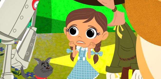 La magie s'enfuit - Le Magicien d'Oz : Dorothy Et Ses Amis