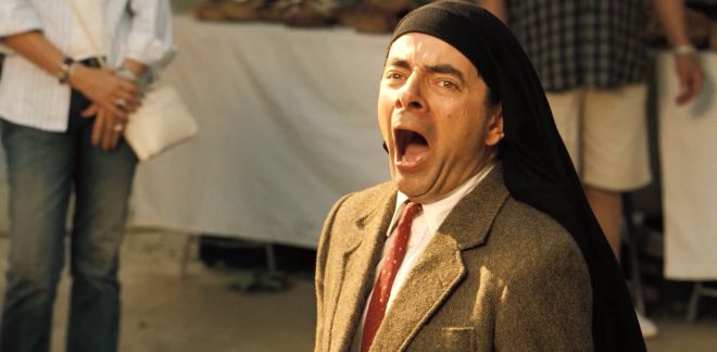 Les vacances de Mr Bean - le film (1/2) - Mr Bean