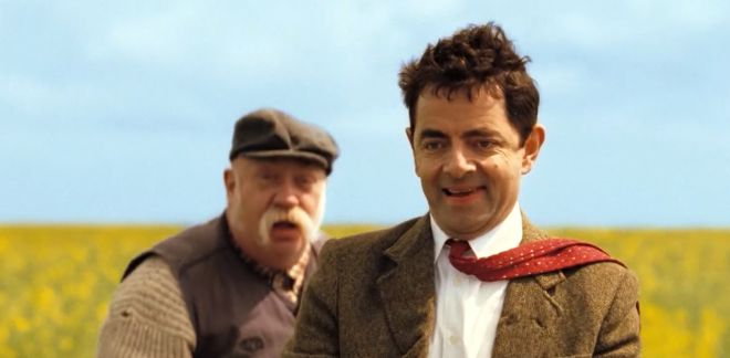 Les vacances de Mr Bean - le film (2/2) - Mr Bean