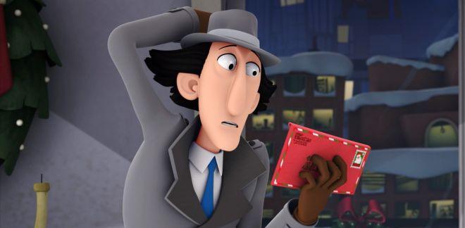 Lettre au Père Noël  - Inspecteur Gadget