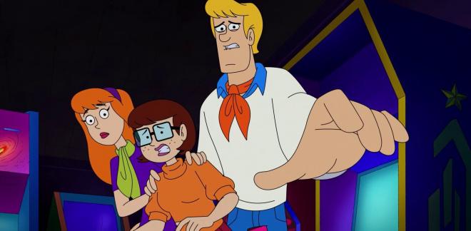 L'animatronique - Trop Cool Scooby-Doo !