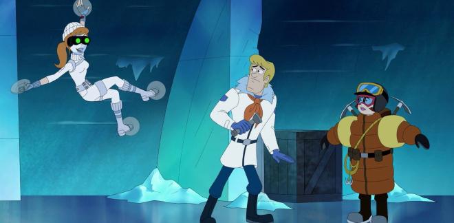 L'homme des glaces - Trop Cool Scooby-Doo !