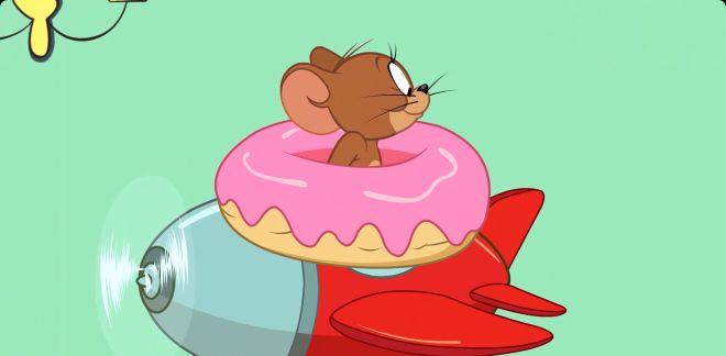 La souris qui murmurait à l'oreille des chevaux - Tom Et Jerry