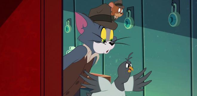 Le combat de boxe - Tom Et Jerry
