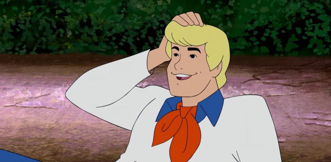 Wonder Womans krigertræning - Du er cool Scooby-Doo!