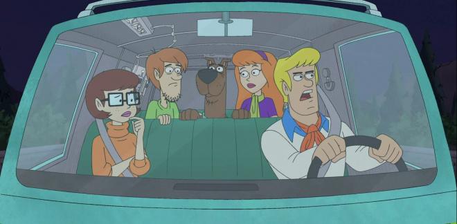 Grottmonster-mysteriet - Va' Cool Scooby-Doo!