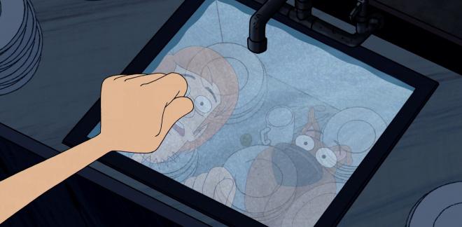 Läskigt kök - Va' Cool Scooby-Doo!