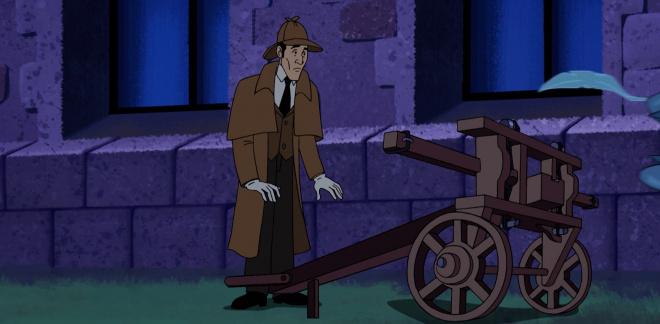 Skrikande dödskallar - Va' Cool Scooby-Doo!