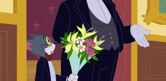 Katsby kommer till stan - Tom & Jerry