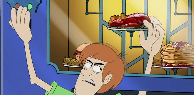 Spøkelseautomaten - Du er kul Scooby-Doo!