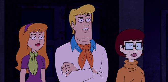 Die Nachtschatten  - Bleib cool, Scooby-Doo!