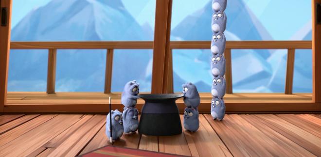 Der Zauberhut  - Grizzy und die Lemminge