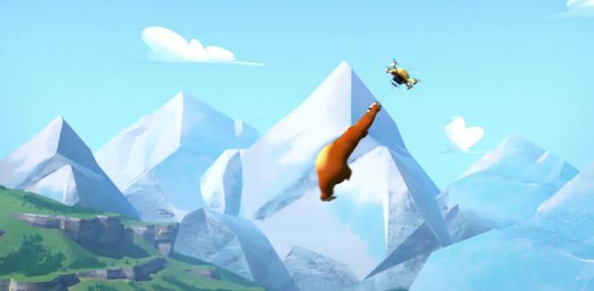 Drónok harca  - Grizzy és a lemmingek