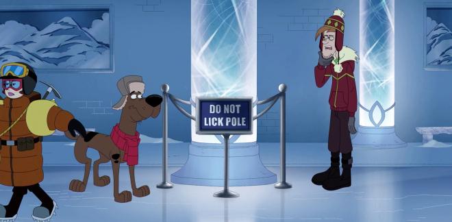 Fagyos szálloda  - Csak lazán Scooby-Doo