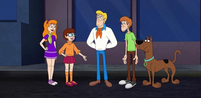 Szuperkémek  - Csak lazán Scooby-Doo